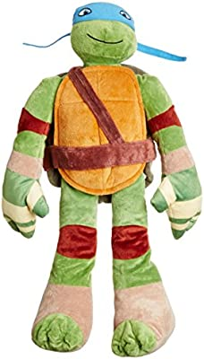 Jay Franco Nickelodeon Teenage Mutant Ninja Turtles Pillowtime Pal Pillow, Leonardo