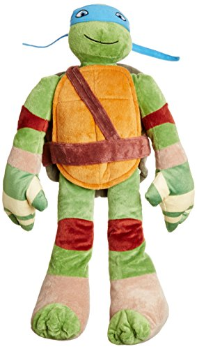 Jay Franco Nickelodeon Teenage Mutant Ninja Turtles Pillowtime Pal Pillow, Leonardo]()