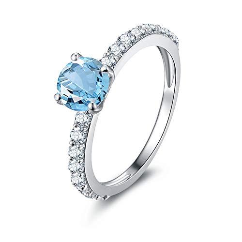 Epinki 925 Sterling Silver Ring Anniversary Ring ()