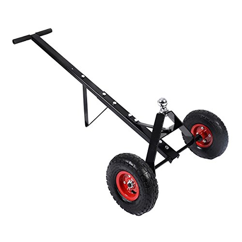 New 600lb trailer hand dolly sportsman series heavy duty capacity boat jet ski camper utility ultra tow cart tires