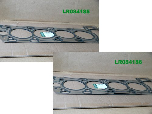 Genuine LAND ROVER CYLINDER HEAD GASKET RANGE ROVER SPORT 10-13 14ON RANGE ROVER 2010-12 2013ON LR4 LH RH LR084185+LR084186