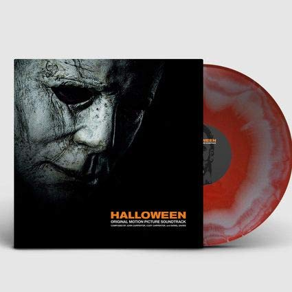 John Carpenter , Cody Carpenter , Daniel Davies - Halloween (Original Motion Picture Soundtrack) - Sacred Bones Records - SBR213]()