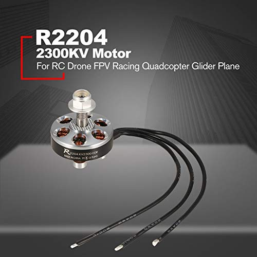 Wikiwand SUNNYSKY R2204 3-4S 2300KV Lightweight CCW Brushless Motor for RC Quadcopter by Wikiwand (Image #5)