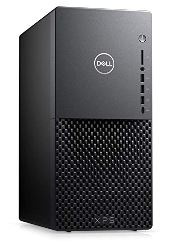 Dell XPS 8940 Gaming Desktop (Latest Model) I7-10700(8-CORE, UP to 4.80GHZ) 16GB 2933MHZ RAM 512GB PCIe SSD + 1TB HDD…
