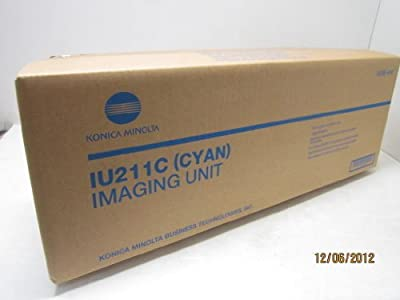 Konica Minolta IU-211C Laser Imaging Drum - Cyan A0DE0HF