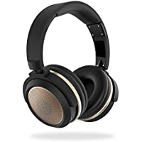 VEENAX Over-Ear Bluetooth Headphones, Rechargeable Wireless Headset with Mega Bass, Built-in Mic and Foldable for Cell Phone and Bluetooth Devices