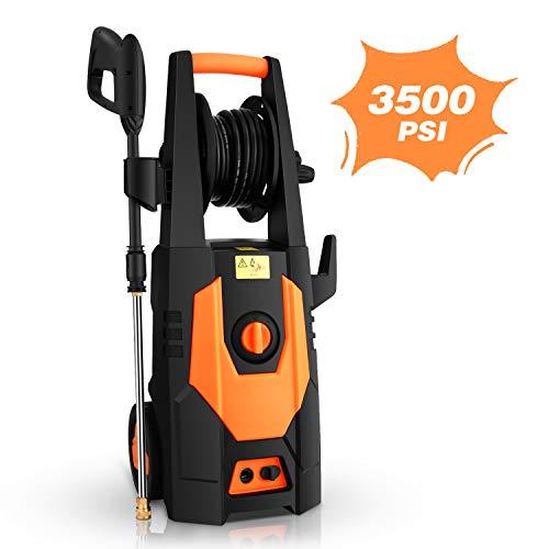 mrliance 3500PSI Electric Pressure Washer 2.0GPM Power Washer 1800W...