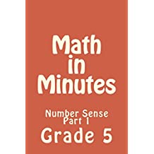 Math in Minutes for Grade 5