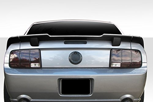 Duraflex ED-VHC-362 R-Spec Rear Wing Spoiler - 3 Piece Body Kit - Compatible For Ford Mustang ()
