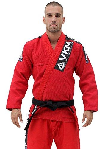 VKN PRO Jiu-Jitsu GI+ 30 Day Comfort Guarantee + Free Submission & Position Video - IBJJF Competition Approved