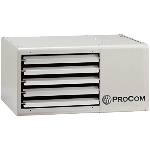ProCom Natural Gas Garage/Workshop Heater - 45,000 BTU, Model# GHBVN50 (Wall Mounted Garage Gas Heaters compare prices)