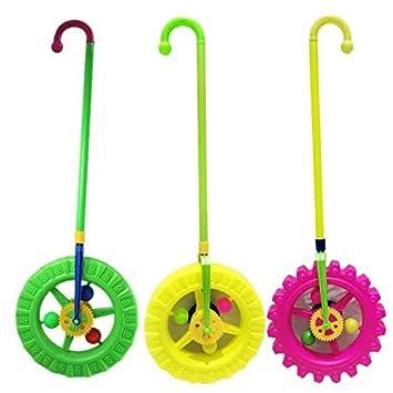 Amazoncom Eonkoo Red Circle Pull Toys For Babies Walking Walk