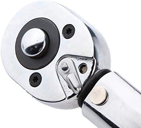 PETSOLA 自転車用 トルクレンチ 1/4 3/8 1/2ドライブ カーバイク用 固定トルク、選択可能 - 1/2 210NM固定