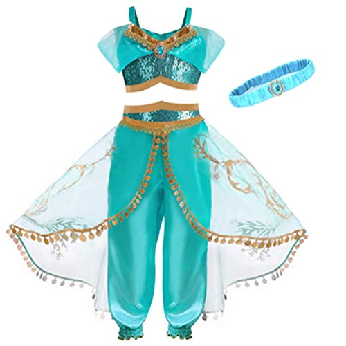 Baby Belly Dance Costumes - Little Girls Princess Dress Up Costumes