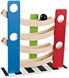 KidKraft 63251 Zig Zag Ball Run