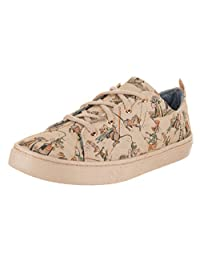 Toms Youth Disney Grey Seven Dwarfs Printed Canvas 10012732 Lenny Sneakers