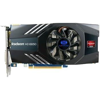 Sapphire AMD Radeon HD 6850 1GB PCI-E Video Card (100315L)