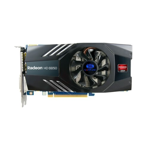 Sapphire AMD Radeon HD 6850 1GB PCI-E Video Card -