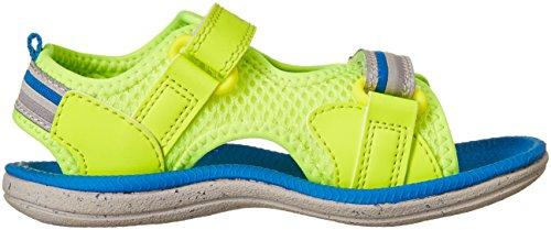 Clarks Piranha - Sandalias Deportivas de material sintético niño amarillo