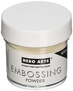 Hero Arts White Satin Pearl Embossing Powder