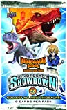 Dinosaur King Trading Card Game Series 5 Dinotector Showdown Booster Pack by Upper Deck