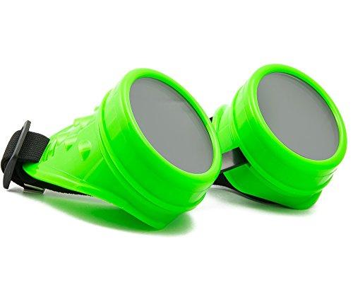 de Cyber Antique Steampunk Des Soleil Soudage Welding Goggles Ltd Morefaz Copper MFAZ Black Green Lunettes De pSxqtfzfw