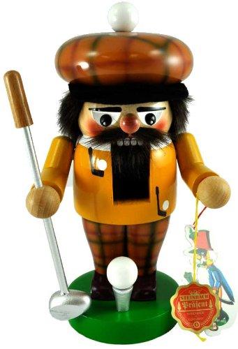 Steinbach Troll Golfer Nutcracker (Nutcracker Troll)