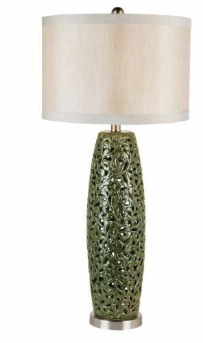 Bel Air Lighting RTL-8712 Trans Globe Lighting 1-Light Table Lamp, 32