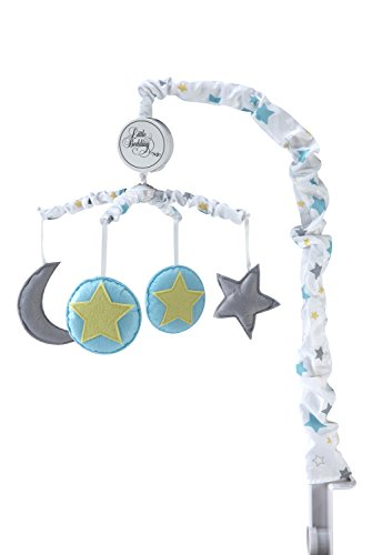Little Bedding by NoJo Twinkle Twinkle Musical Mobile