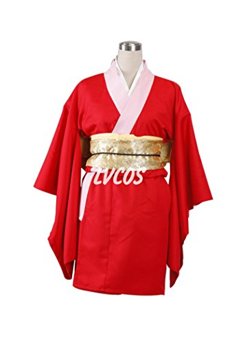 Anime Cosplay Costume Gintama Kagura Costume 6th-gen