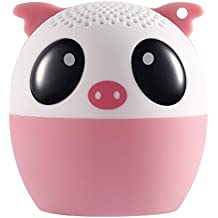 MINI Bluetooth Speaker,LESHP Bluetooth Wireless Cute Animal Speaker Portable Clear Voice Audio Player VTB-BM6 TF Card USB Ifor Mobile PC(pig)