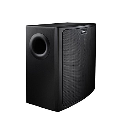 Bosch LB6-SW100-D | 8 Inch Compact Sound Subwoofer Black by Bosch
