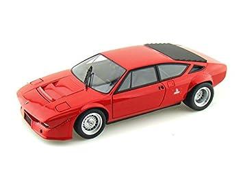 Kyosho Diecast Lamborghini Urraco Rally 1 18 Red Amazon Co Uk