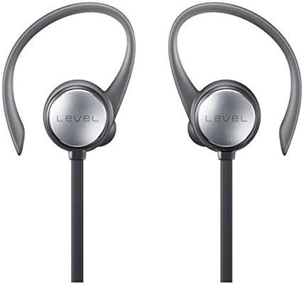 SAMSUNG Level Active Gancho de Oreja, Diadema, Dentro de oído Binaurale Negro, Metálico - Auriculares (Gancho de Oreja, Diadema, Dentro de oído, Binaurale, Negro, Metálico, Digital, Bluetooth