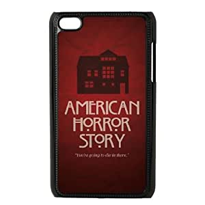 Brand New Case for iPod touch4 w/ American Horror Story image at Hmh-xase