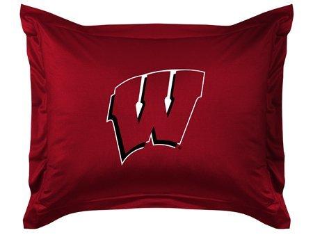 NCAA Wisconsin Badgers Locker Room Sham