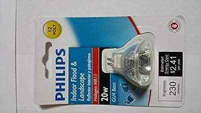20-Watt MR11 Halogen Light Bulb