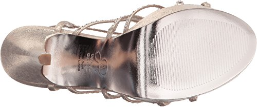 Miranda Gold Metallic Womens Sterling Papell Adrianna wBxfq0ZOnE