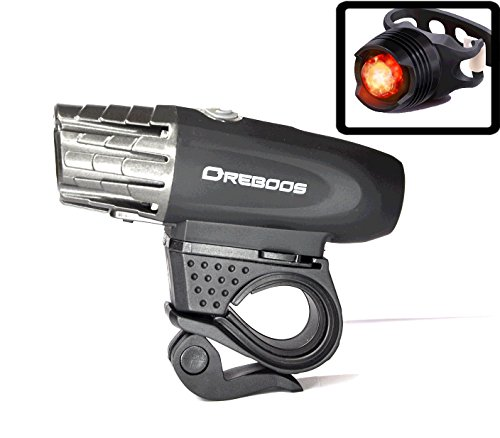 Reboos Rechargeable Bicycle Headlight Taillight product image