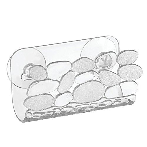 Interdesign Pebble Sink Mat (InterDesign Pebbles Kitchen Sink Protector Mat, Divider Protector, Suction Sponge Holder)