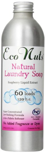 Eco Nuts Natural Laundry Soap, (10 Ounces)