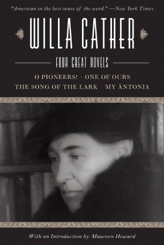 Gramercy Sand - Willa Cather: Four Great Novels—O Pioneers!, One of Ours, The Song of the Lark, My Ántonia