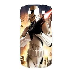 Samsung Galaxy S3 I9300 Phone Cases White Star Wars BVX740880