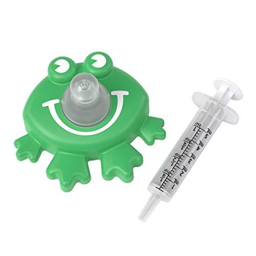 Ezy Dose Kids Medi-Pals Oral Medicine Syringe Frog by Ezy Dose Kids