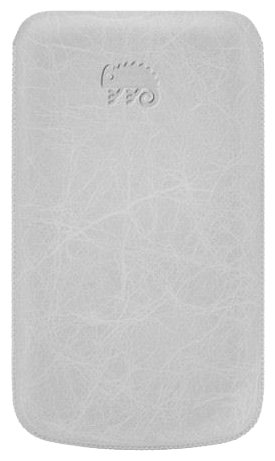 Katinkas USA 2108045488 Premium Leather Case for Samsung Galaxy W I8150 Creased - 1 Pack - Case - Retail Packaging - White