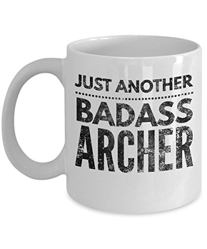Just Another Badass Archer Coffee Mug - Cool Coffee Cup