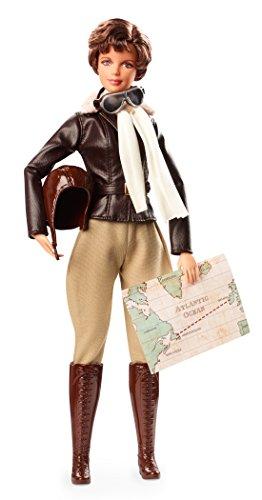 Barbie Inspiring Women Amelia Earhart Doll 41quF9HRaZL