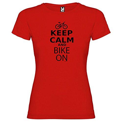 kruskis 11502145x LS122T-shirt, Femme, Rouge, XL