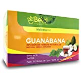 Guanabana Graviola Tea Bags with Moringa - Betel Natural - 30 Bags