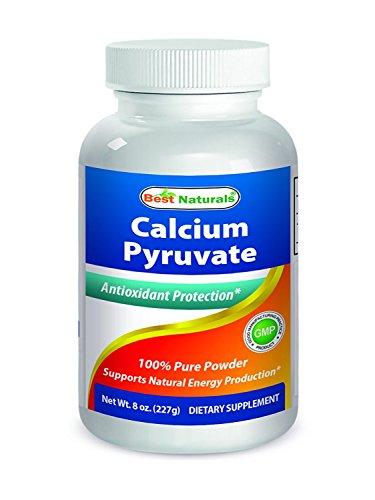 Best Naturals Calcium Pyruvate Powder 8